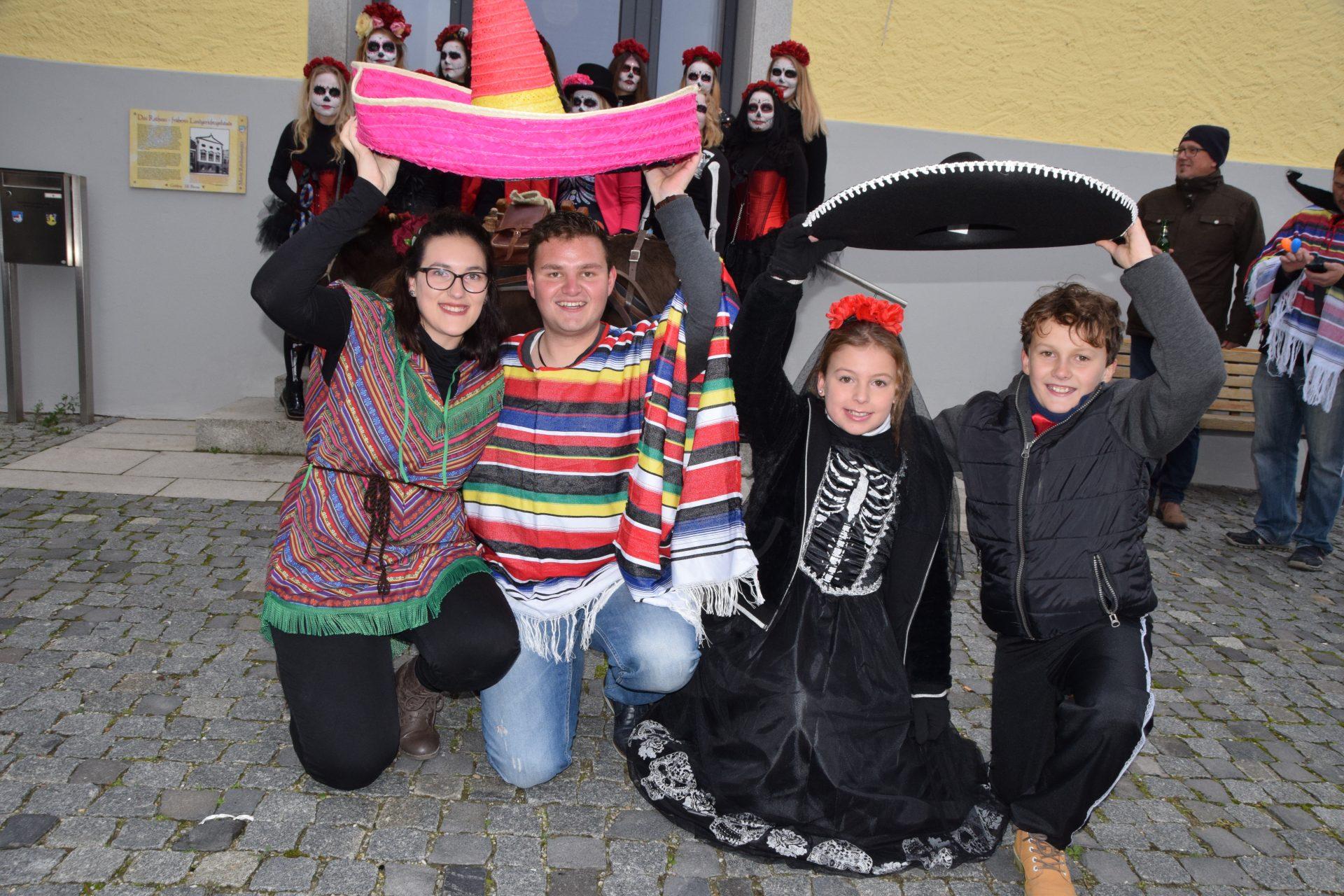 Bilder 2019 / 2020: De narrischen Mexikaner aus Minster